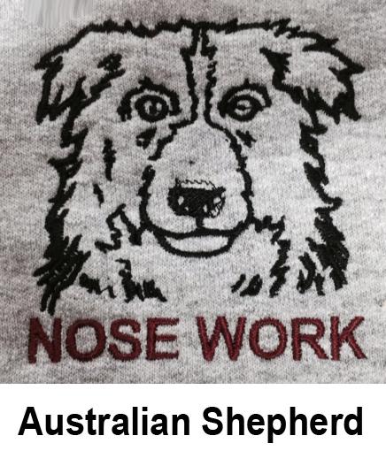 australian shepherd embroidery eBay
